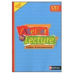 L'atelier de lecture CE2 - 9782091224114