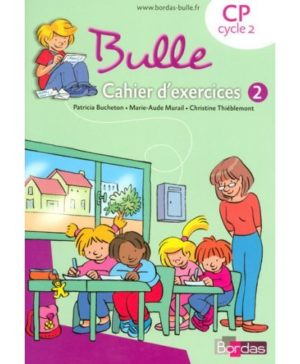 Bulle Cahier d'exercices 2 CP 9782047322932