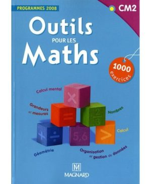 Outils pour les maths CM2 - 9782210558038