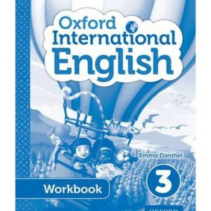 Oxford International Primary English Student Workbook 3 - 9780198390329